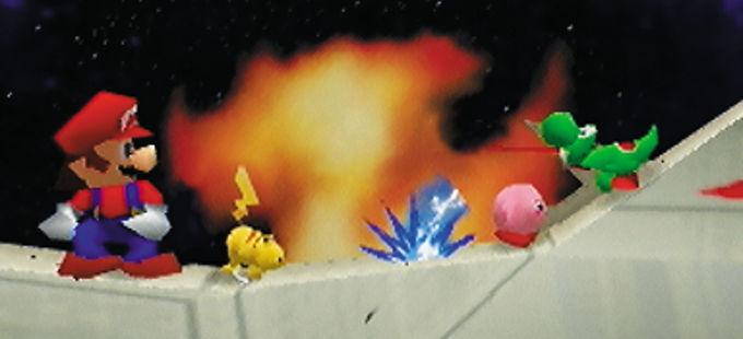 Super Smash Bros. y Mario alguna vez preocupó a Nintendo