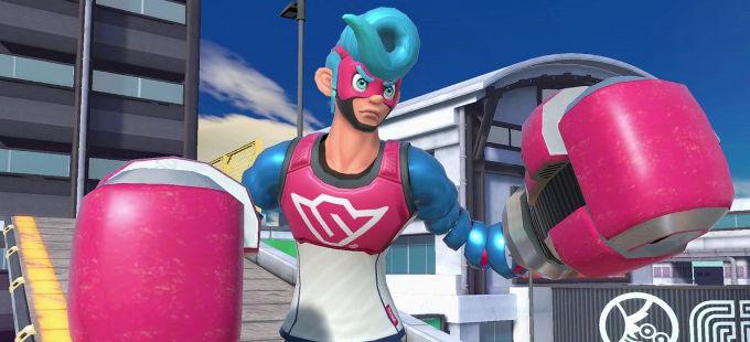 Super Smash Bros. Ultimate: Sakurai habla del peleador de ARMS que se unirá al juego
