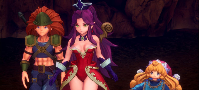 Trials of Mana para Nintendo Switch tendrá demo