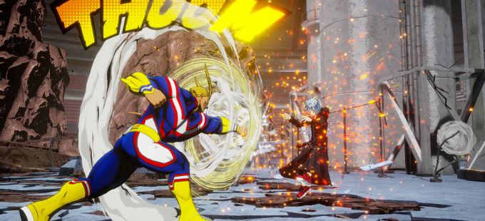 Boku no Hero Academia: Héroes y villanos de regreso a My Hero One's Justice 2