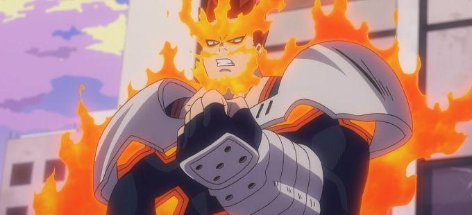 Quinta temporada de Boku no Hero Academia consigue teaser