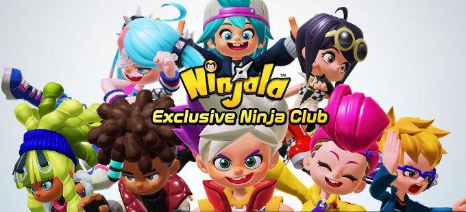 Ninjala para Nintendo Switch ya tiene lista la descarga de su beta abierta