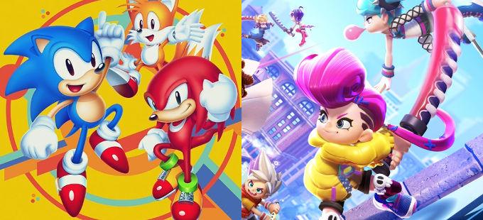 Ninjala para Nintendo Switch podría tener contenido de Sonic the Hedgehog