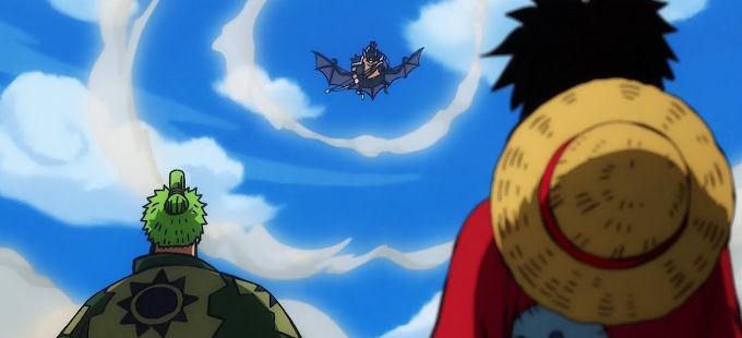 One Piece se acerca cada vez más a Batman