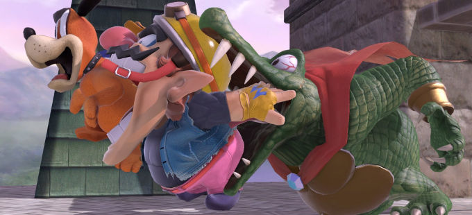 Super Smash Bros. Ultimate: Sakurai trabaja remotamente en el juego