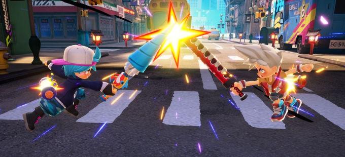 Ninjala para Nintendo Switch tendrá nueva beta abierta
