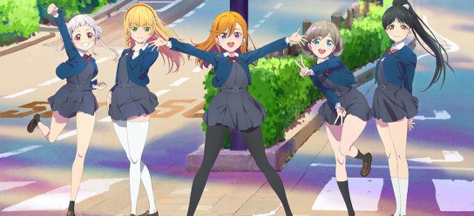 El nuevo anime de Love Live! tiene nuevos detalles y teaser
