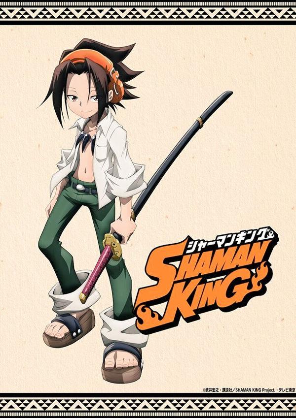 Shaman King: Primeras imágenes del nuevo anime